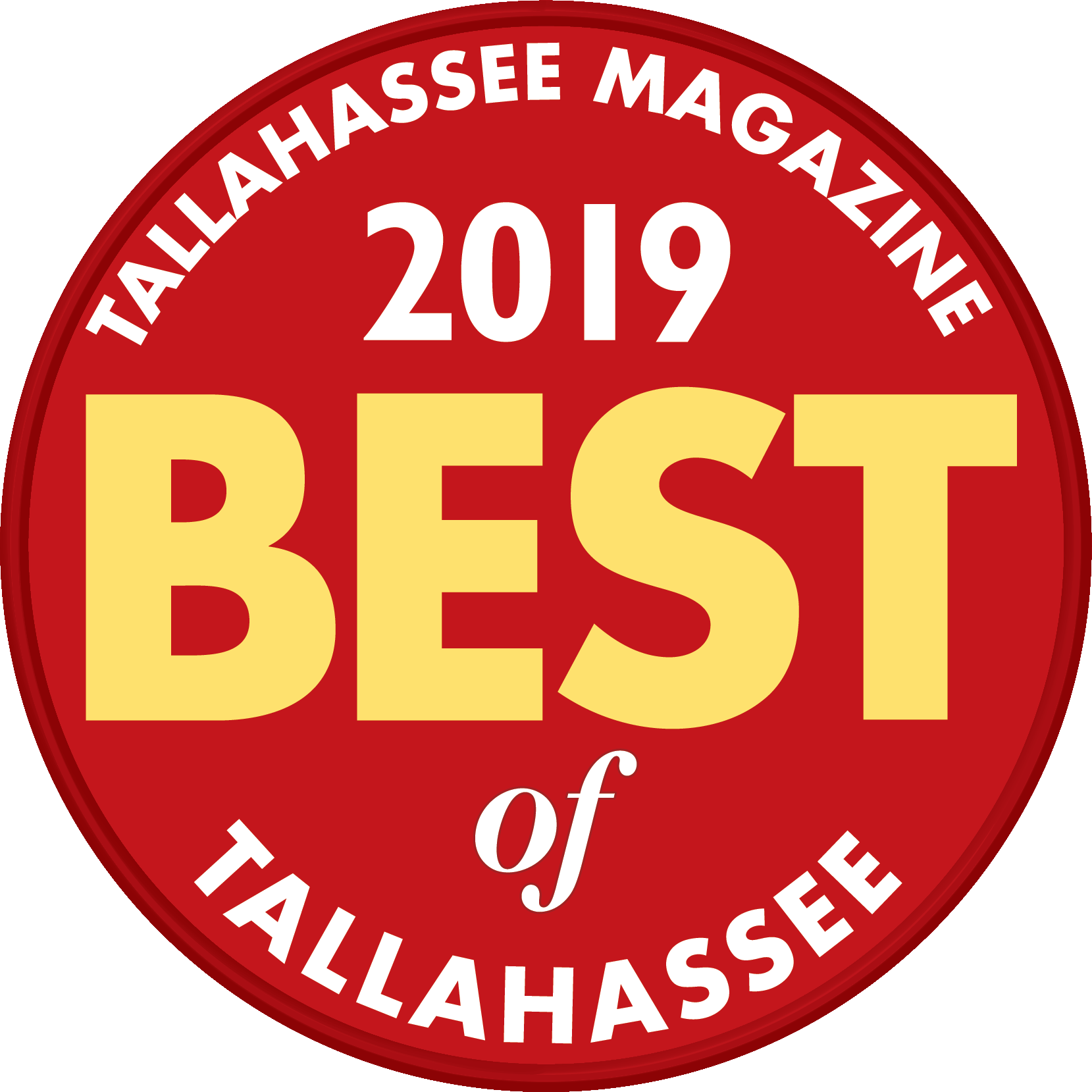 Best of Tallahassee Magazine 2019